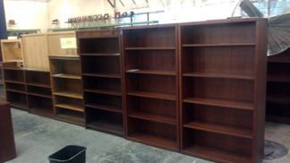 new style 40a0f e2f9b Bookcases & Shelving - quality pre-owned and used bookcases ...